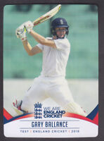 Tap N Play - England Cricket 2018 - Base # 7 Gary Ballance - Yorkshire