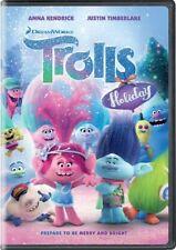 Trolls Holiday (DVD) Brand New