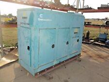 ONAN QUIET SITE II GGKD-4482901 NATURAL GAS GENERATOR W/NEW TRANSFER SWITCH