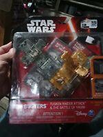 Spin master/Disney Star Wars Box Busters Tusken Raider Attack/ Battle Of Yavin