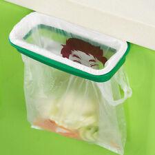Bolsas de basura de Cocina Almacenamiento Rack Plástico Soporte Para Colgar
