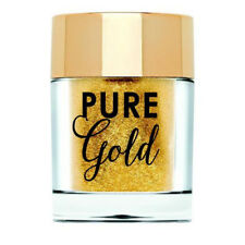 Too Faced PURE GOLD Ultra-Fine Face & Body Glitter Infused With Real Gold .07 oz