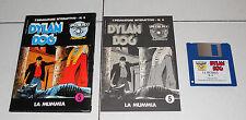 Pc DYLAN DOG La mummia Simulmondo L'indagatore interattivo 5 Amiga