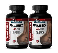 Women  Enhancer Supplements - FEMALE LIBIDO BOOSTER SS - With Fenugreek  2B