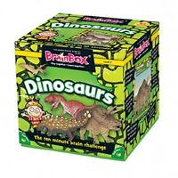 Brainbox - Dinosaurs 5+ Puzzle Memory Card Game
