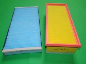 Luftfilter + Pollenfilter / Innenraumfilter Citroen Jumpy II 2.0 HDi (72-120kW)