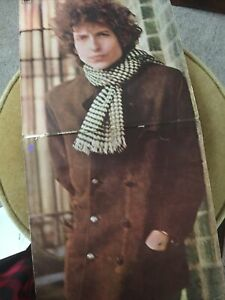 "12"" Vinyl Record Double LP Bob Dylan Blonde on Blonde 1966 CBS S2BP.220019"
