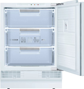 BOSCH GUD15AFF0G Integrated Undercounter Freezer - Fixed Hinge #9900905