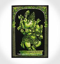 Hippie Lord Ganesh Table Cover Ethnic Indian Wall Hanging Tapestry Hippie Dorm