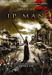 Ip Man [New DVD] Ac-3/Dolby Digital, Dubbed, O-Card Packaging, Subtitl
