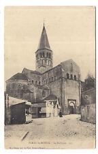 paray-le-monial  , la basilique -