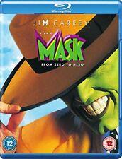 The Mask Blu-ray 2016 Region DVD 5051892201919