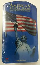American Trivia Game Spirit Of The United States In Collectible Tin NEW Sealed