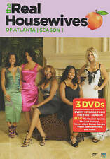 The Real Housewives of Atlanta: Season 1 (DVD, 2010, 3-Disc Set)