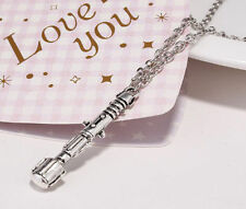 New Cool Doctor Who® Sonic Screwdriver Pendant Necklace