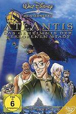 Atlantis Das Geheimnis der verlorenen Stadt - DVD - OVP - NEU