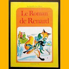 Le Jardin des Rêves LE ROMAN DE RENARD images de Romain Simon 1976