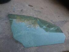 JAGUAR S TYPE 2000-2004 USED OEM FRONT RIGHT RH PASSENGER DOOR WINDOW GLASS