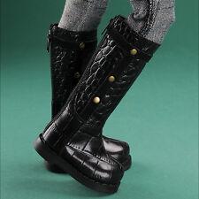 Dollmore MSD - Kaver Boots (Black)