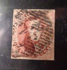 Belgium stamp #8 used VF