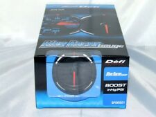 DEFI BLUE RACER ELECTRONIC TURBO BOOST PRESSURE GAUGE