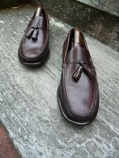 CHURCH TASSEL LOAFERS – BROWN – UK 9 – EXCELLENT CONDITION