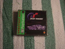 Gran Turismo  (Sony PlayStation 1, 1998) Rated E for Everyone, Greatest HIts