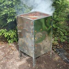 120L Garden Waste Bin Rubbish Burner Incinerator (For Leaves, Wood, Sticks etc).