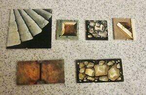 HEROQUEST ~ TILES ~ SELECT FROM DROP DOWN LIST / COMBINED POSTAGE