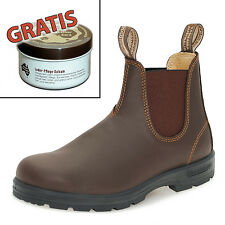 Blundstone 550 Town   Country Chelsea Boots Stiefel Stiefeletten   +  Lederpflege 7e82f099f1