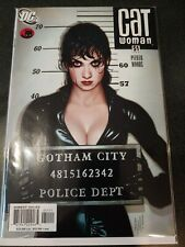 CATWOMAN #51 - Adam Hughes - Lost Numbers Cover - NM - DC - Classic