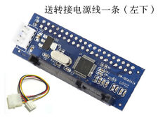 Mini USB 40-Pin IDE Female To SATA 7+15Pin 22-Pin Male adapter PATA TO SATA Card
