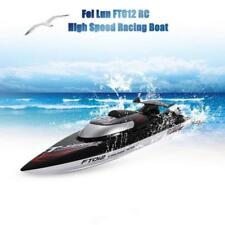 Remote Control Racing Boats 45km/h Water Cooling System Anti-collision Fine