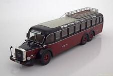 BUS CAR MERCEDES BENZ O 10000 DARK RED BLACK 1938 PREMIUM CLASSIXXS 12304 1/43