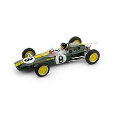 LOTUS 25 J.CLARK 1963 N.8 WINNER ITALIA GP WORLD CHAMPION + PILOTA 1:43 Brumm