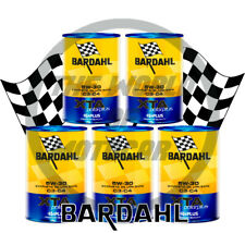 BARDAHL XTA 5W30-C3-C4 polarplus SYNTETHIC OIL BMW LONGLIFE LT 5 OLIO MOTORE