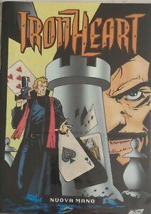"""Iron Heart """"Nuova mano"""" N. zero - allegato a Fumo di China n. 34 novembre 1995"""