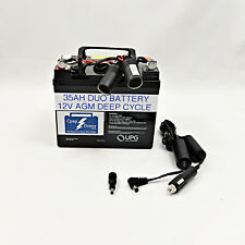 SILENT Cpap Battery Power Bank - CAMPING - Uses YOUR Battery Charger Save Money.