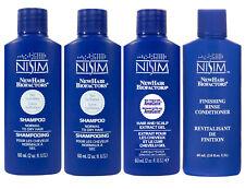 Nisim THINNING HAIR LOSS TREATMENT SHAMPOO with BIOTIN anagain ANTI DHT BLOCKER