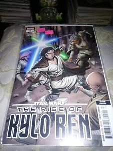 Star Wars:The Rise Of Kylo Ren #3, 2nd Print, 2020, 1st Avar Kriss cover, NM