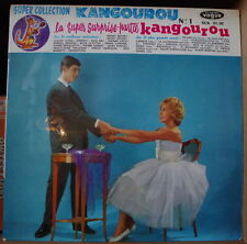 KANGOUROU N°1 SUPER SURPRISE-PARTIE CHEESECAKE COVER FRENCH LP