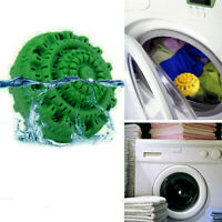2Pcs Magic Laundry Ball Detergent Wash Wizard Style Clothes Washing Machine Home