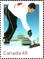 Canada    # 1937  VF-NH OLYMPIC WINTER GAMES   New Issue 2002 Original Gum