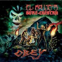 EL BRUJO'S GORE-CHESTRA - OBEY  CD NEU
