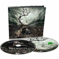 KATAKLYSM Meditations (2018) Limited Edition 10-track CD album + DVD NEW/SEALED