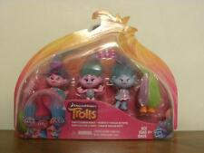 Dreamworks Trolls Poppy's Fashion Frenzy Playset Poppy, Satin, Chenille Fuzzbert