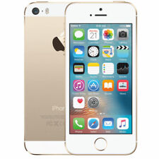 Apple iPhone 5S 16GB Fingerprint Smartphone Gold Handy Ohne Simlock DE