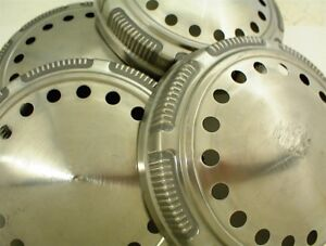 "CHRYSLER PLYMOUTH DODGE POLICE HUBCAPS 9"" DOG DISH MoPar"