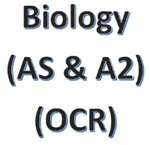 A level Biology (OCR) A* Revision Notes
