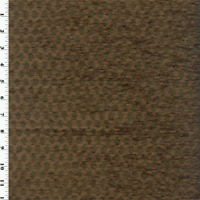 Cocoa Brown 5th Ave. Chenille Home Decorating Fabric, Fabric By The Yard